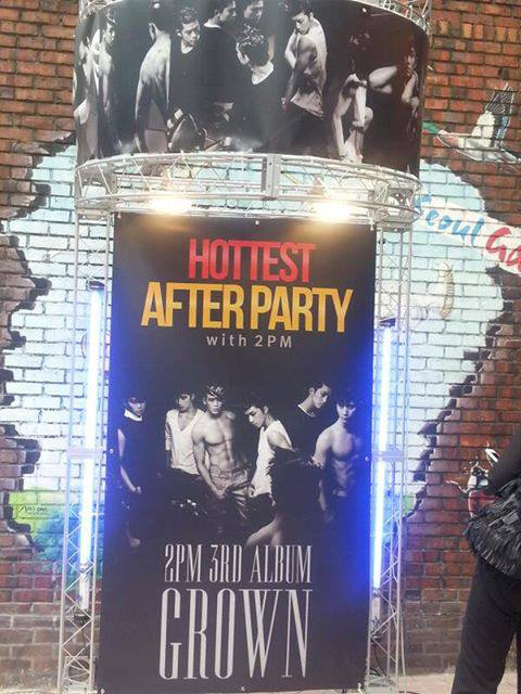 hottest after party