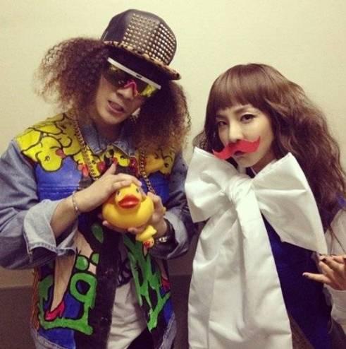 V-Dragon and Doom Dara