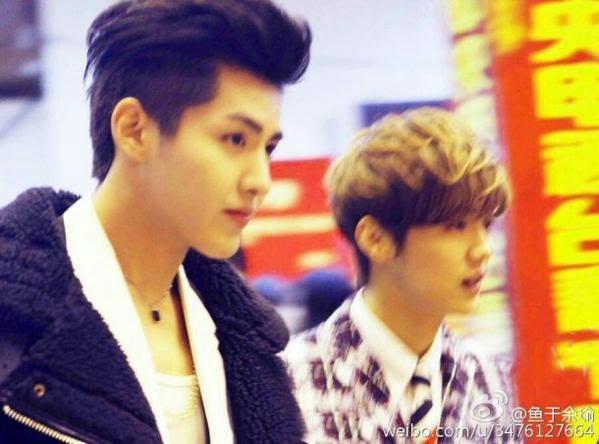 KWI_Wu Yi Fan and Luhan