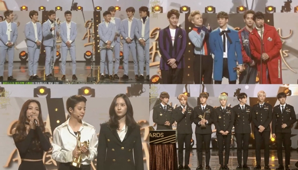 winners-golden-disc-awards-day-two