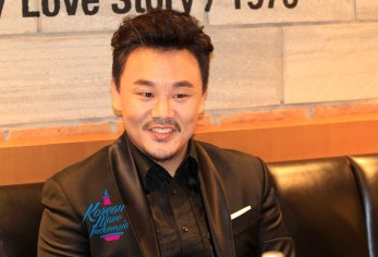Kim In Kwon_Interview Korea Indonesia Film Festival 2016.. 20161026